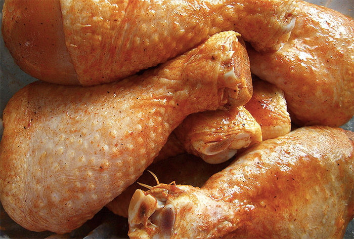 70% of chicken tests positive for campyl...