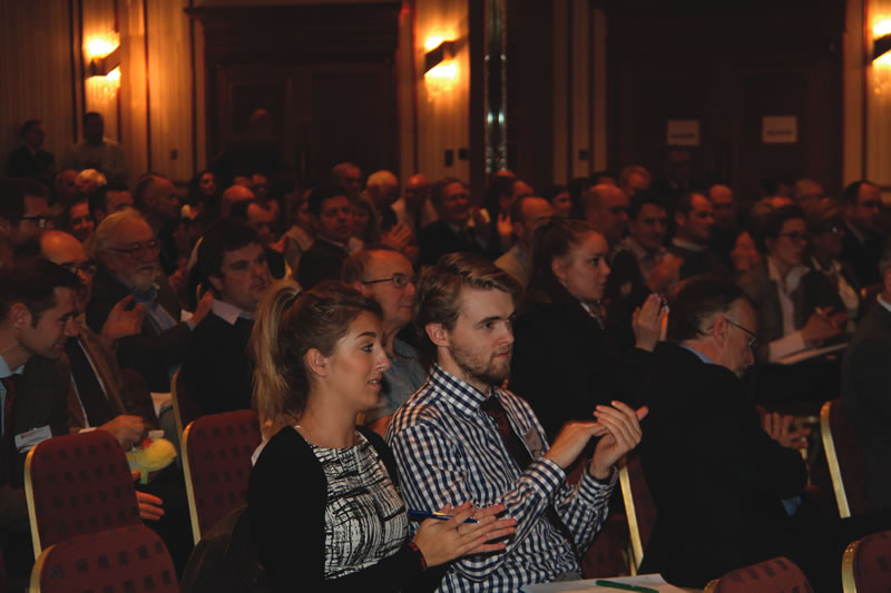 The BFREPA conference is the largest egg conference in the UK