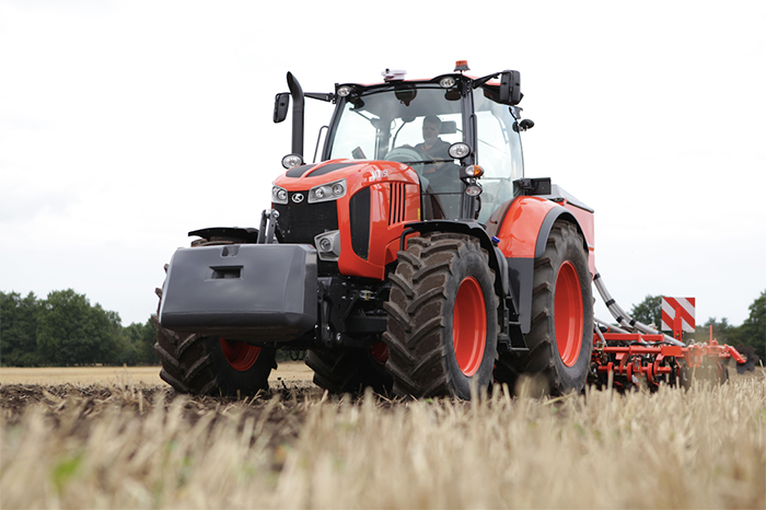 Kubota targets new market with launch of...