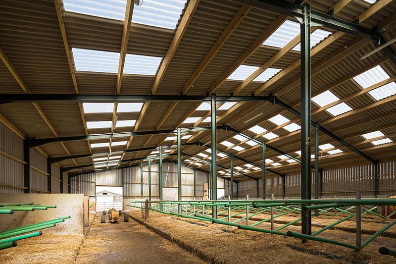 Farmlite System Sheds New Light On Ryalls Farm Farming