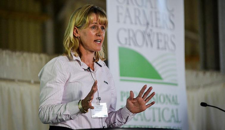 Let's talk food and farming, says NFU Deputy President