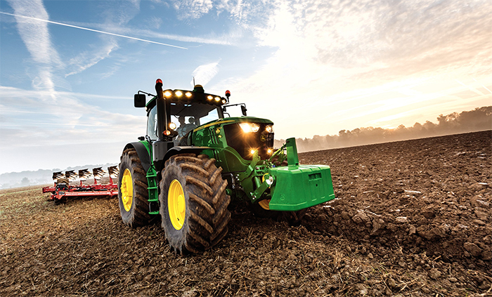 John Deere unveil new 6R tractor range