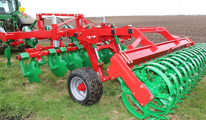 crops irrigation