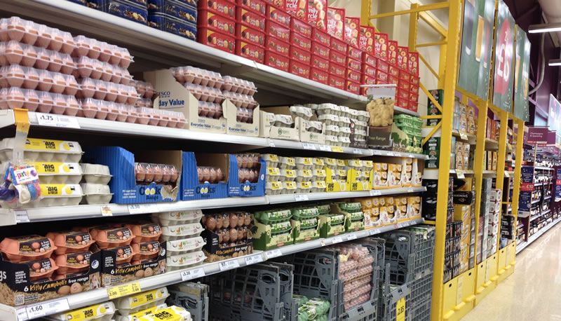 Organic market going strong amid tumbling food prices