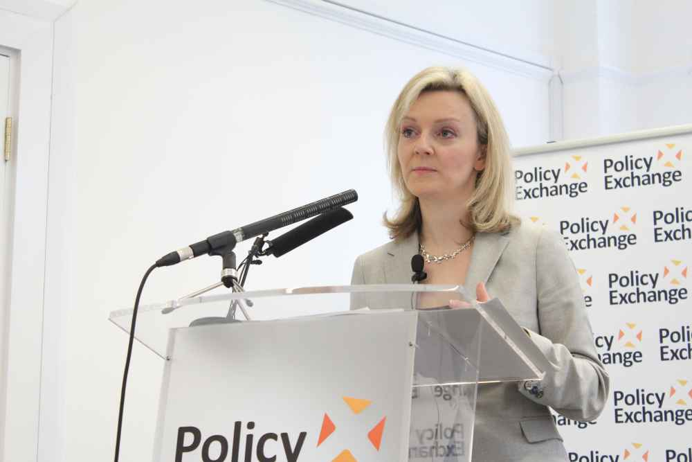 Liz Truss: 'We're doing all we can for d...
