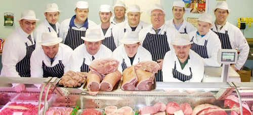 UK butchers face difficulties to recruit...