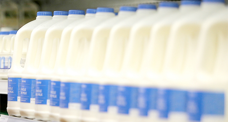 Latest First Milk price drop comes as a bitter blow