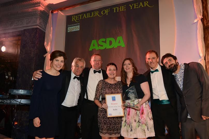 Asda wins prestigious British Turkey Retailer of the Year