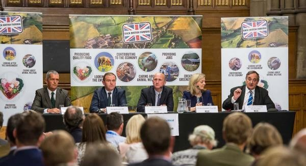 Farmers press Government on key industry concerns at fringe event
