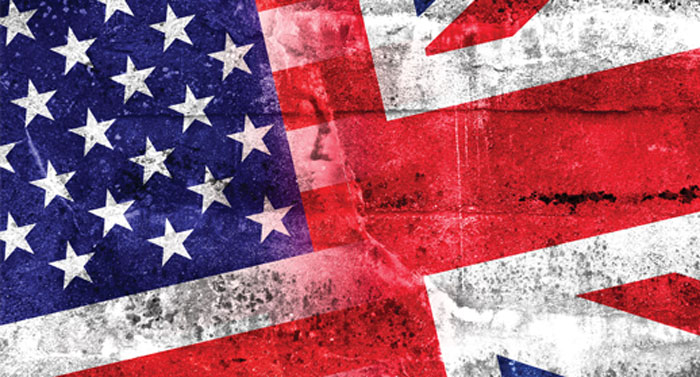 Are we better than the Americans, just plain lucky, complacent - or a combination of all three?!