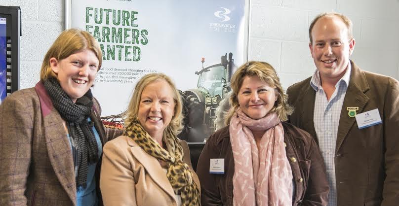 Deborah Meaden opens Agriculture Innovation Centre