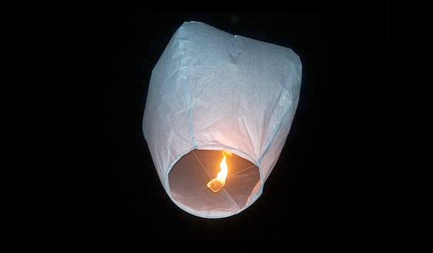 Farmers call on sky lanterns to be banned for bonfire night