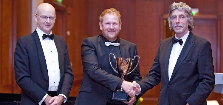 Daniel Fairburn crowned Young Poultry Person of the Year 2015