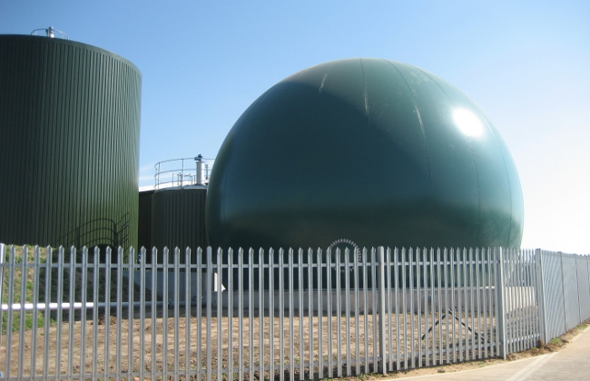 Parliamentary report shows green gas heating up