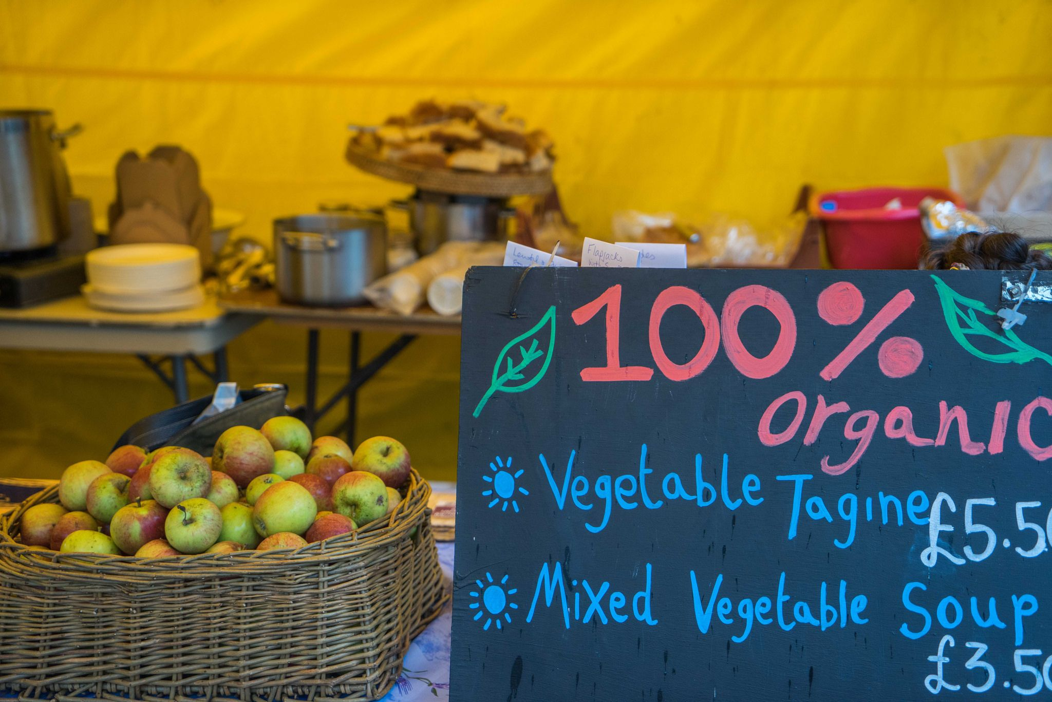 New online market place for organic businesses launched