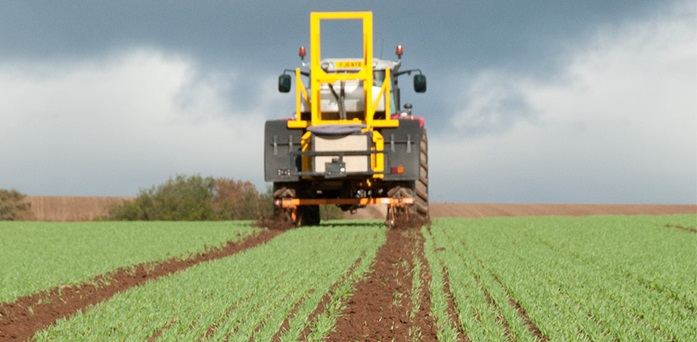 NFU helps put soil in the spotlight