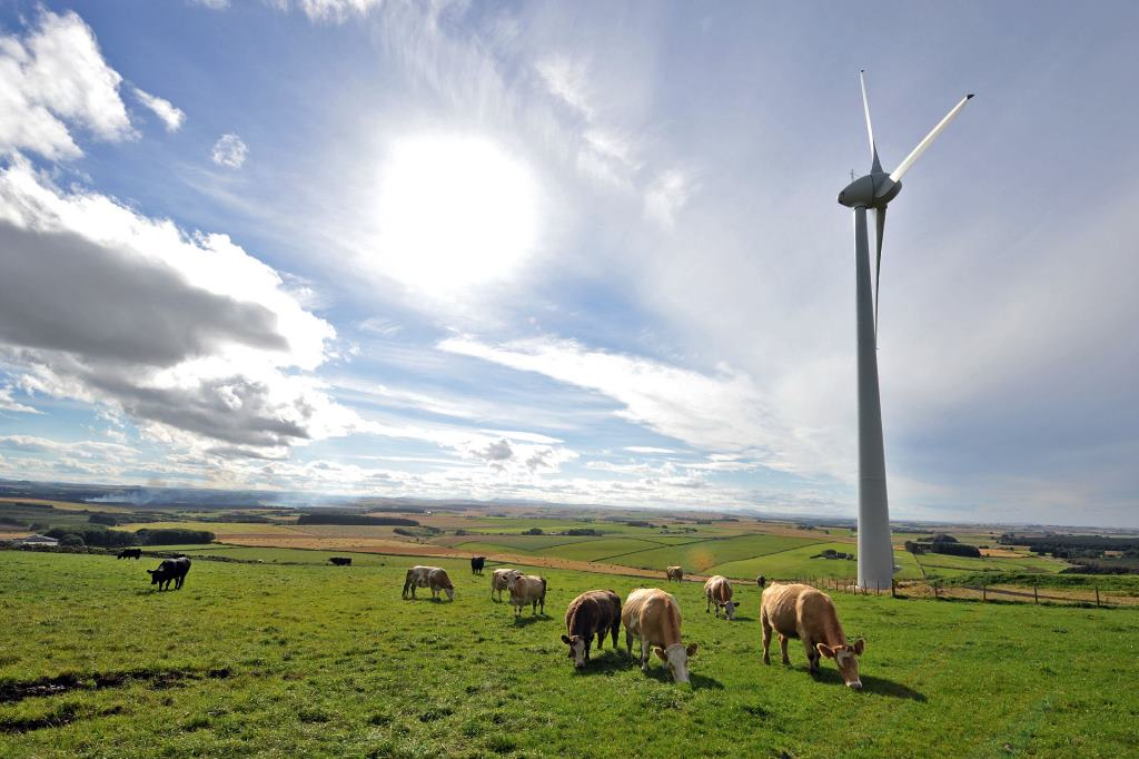 Farming press key support for renewable technology decision making