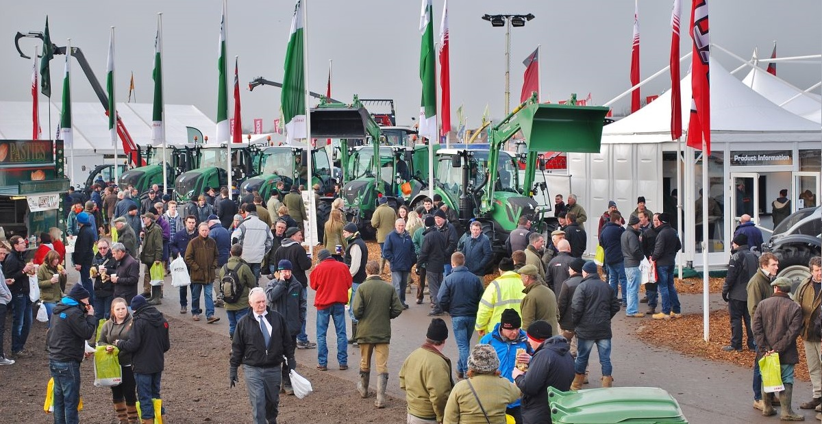 LAMMA 2016: AgriBank to give support to British farming