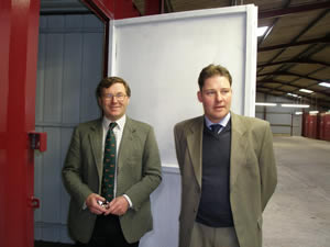 Holden Farm Barn Conversion is Officially Opened
