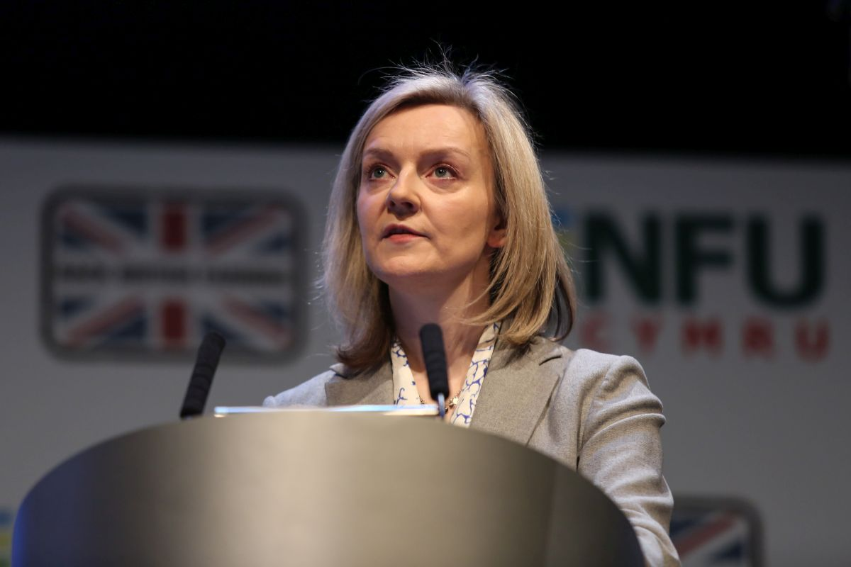 Environment Minister Elizabeth Truss full speech at the NFU Conference 2016