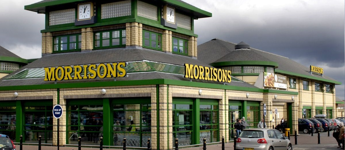 Morrisons announces new supply agreement with amazon for Morrison supply