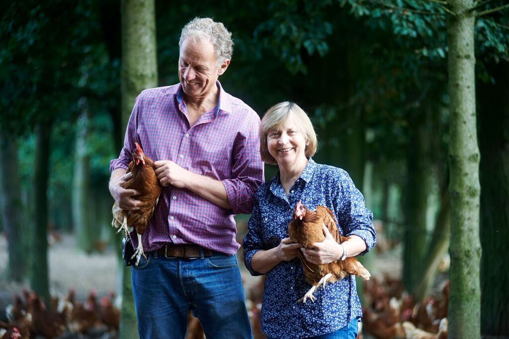 New free range egg supplier for National Trust sites