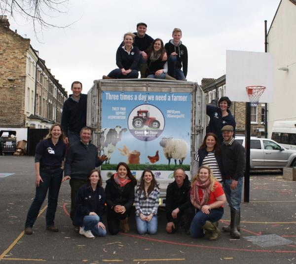 Farming Uk Meat Processing News: 'Cows On Tour' Visit London School To Tell Farming Story