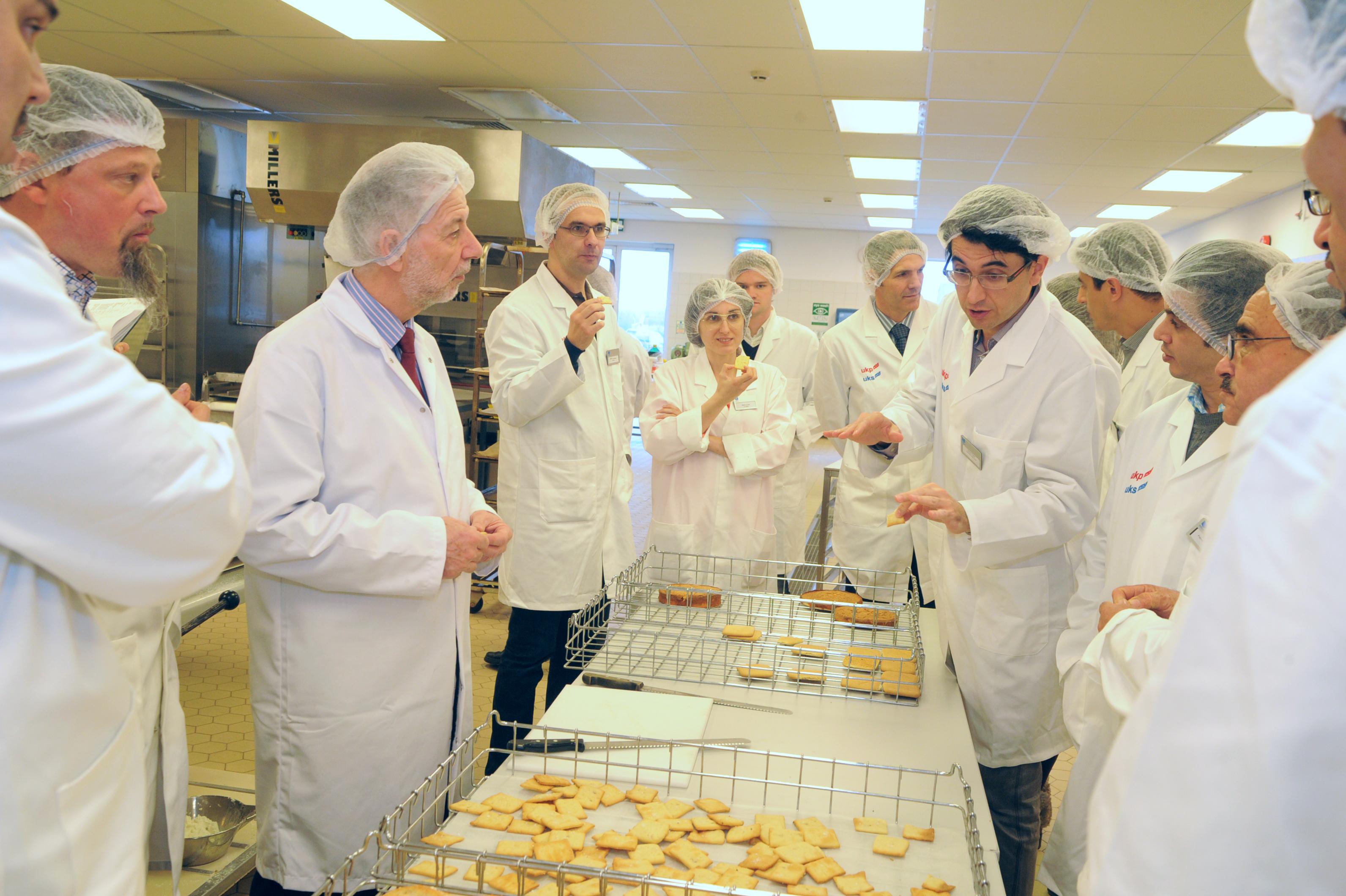 International Baking Workshop to showcase British milling wheat export potential