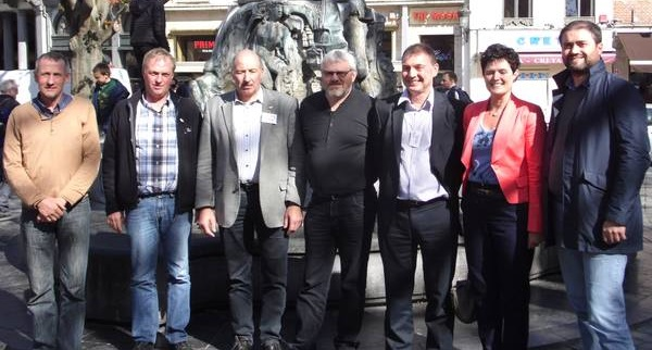 Milk producers from over 10 countries reappoint the Executive Committee of the European Milk Board