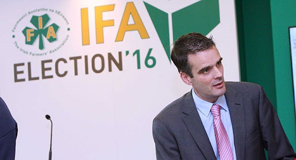 Tackling unfair trading practices in food chain top priority for new co-operative Chairman