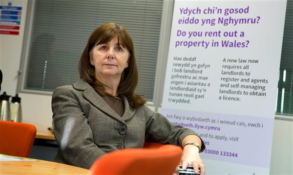 Lesley Griffiths appointed as new Welsh Environment and Rural Affairs Cabinet Secretary