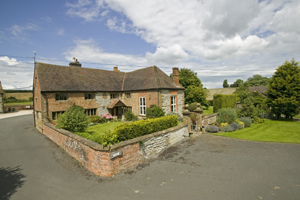 For sale - two first rate farms in the heart of rural England