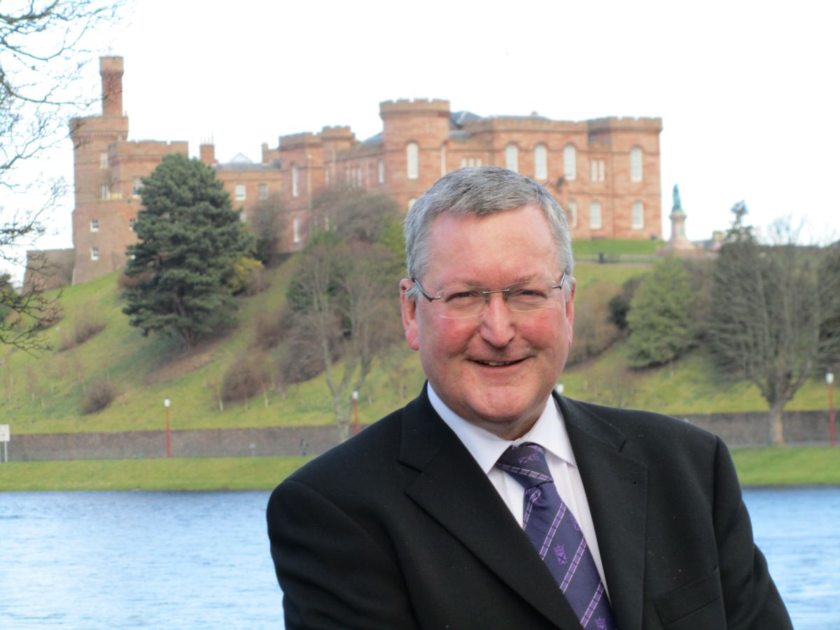 CAP delivery and competitive food production top of the agenda for Fergus Ewing