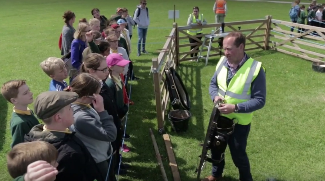 800 children descend upon Driffield Showground to learn all things farming