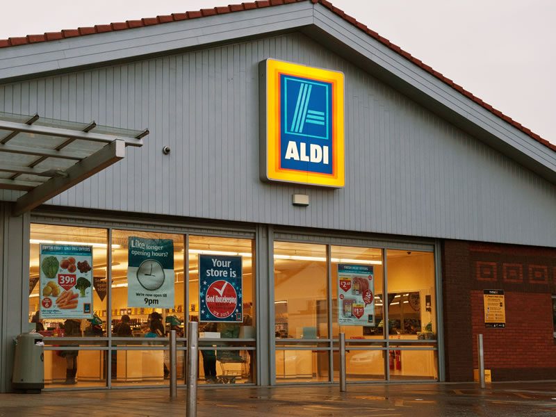 Aldi join the growing list of UK retailers to commit to cage free eggs