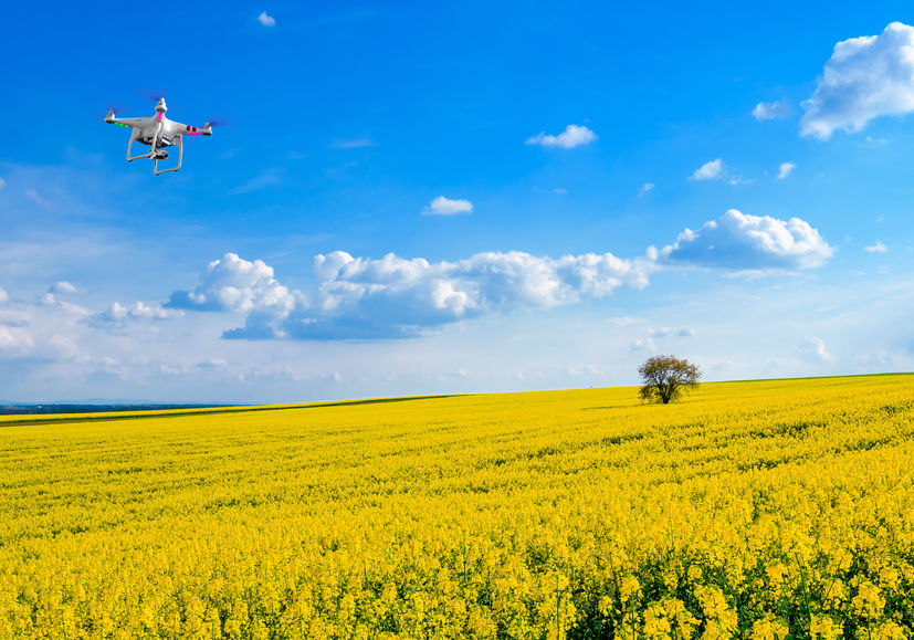 Co-operative underlines importance of drones in agriculture to enhance productivity