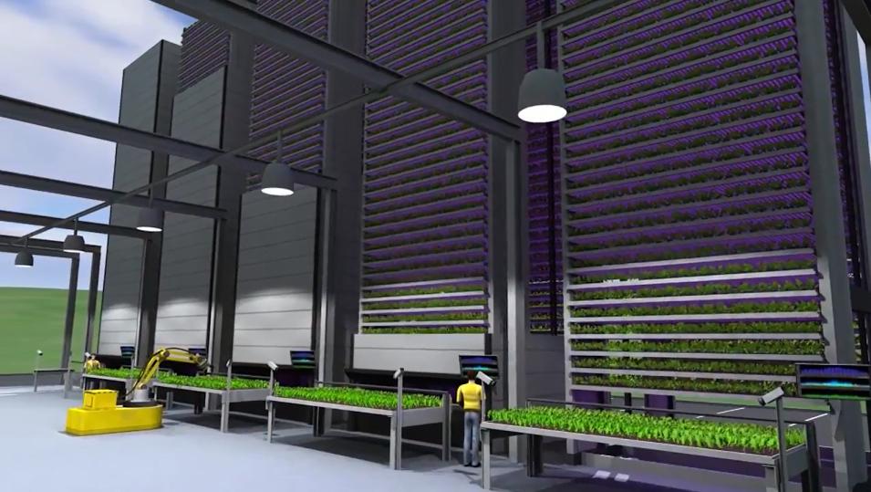 £2.5m futuristic farming facility to open at James Hutton Institute