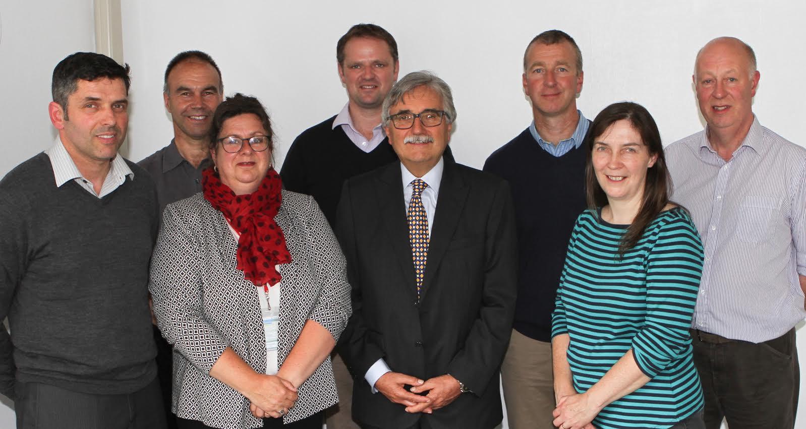 Sean Rickard to chair First Milk's member council