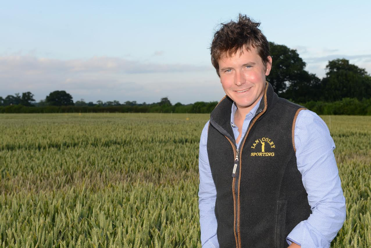 Winner for Warwickshire Award for farming and conservation