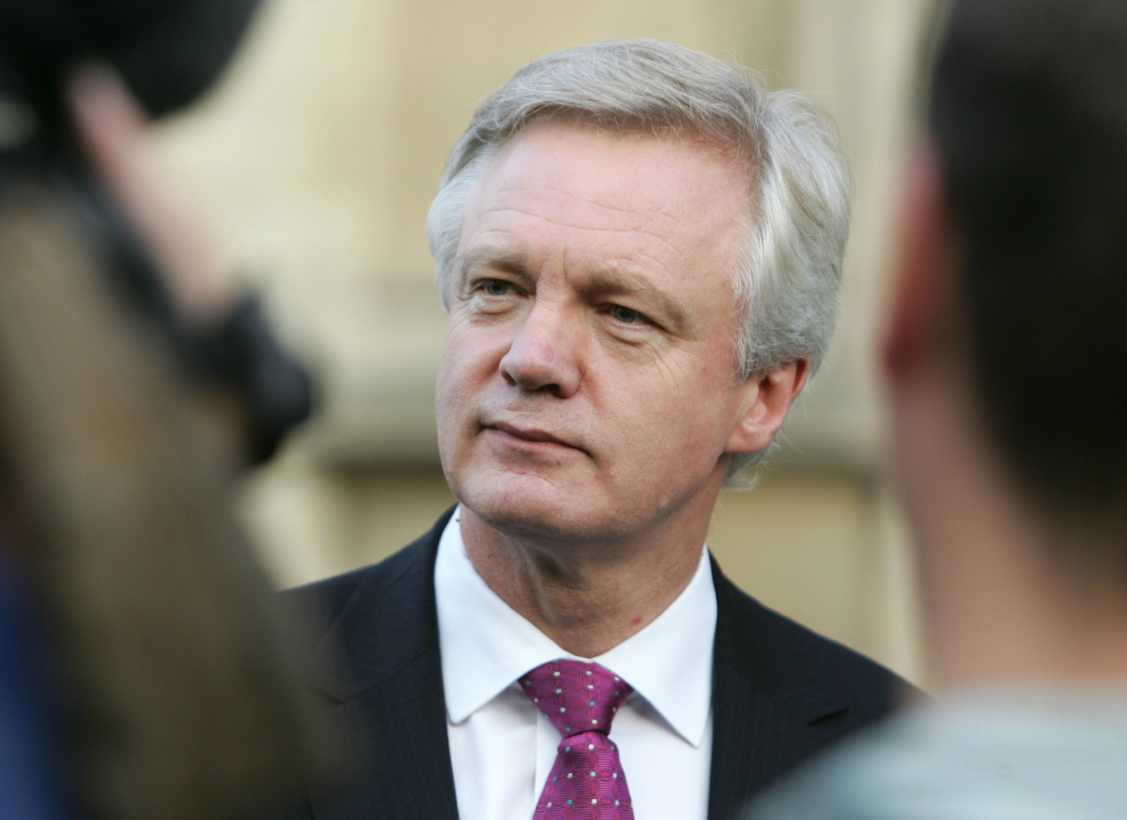 Appointment of Brexit Minister David Davis 'welcomed in assuring transition for British farming outside EU'