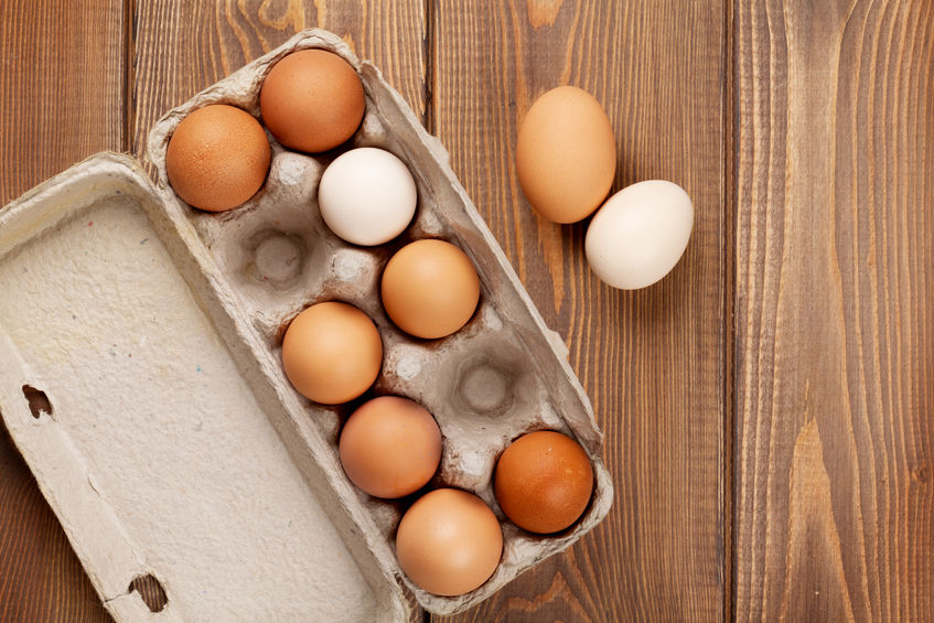 'Time for caged eggs to be consigned to the history books', says RSPCA