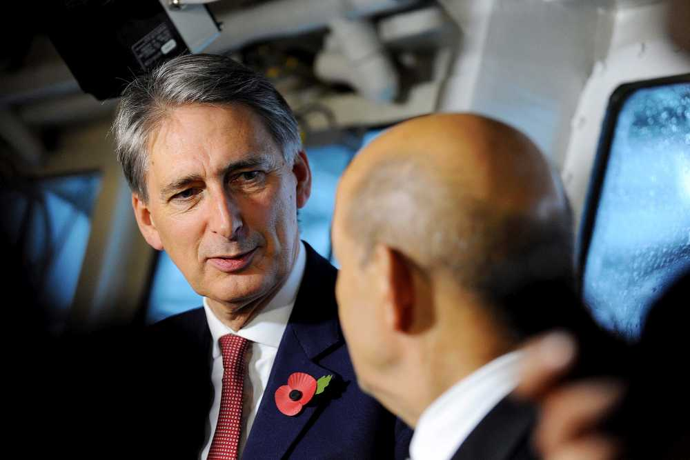 Farmers demand urgent action from Chancellor Hammond to unfreeze spending on rural projects