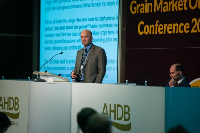 AHDB's Grain Market Outlook conference to take place on 12 October in London