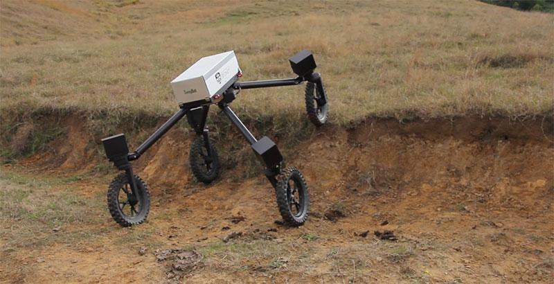 Australia develops 'SwagBot', the robotical farmhand of the future