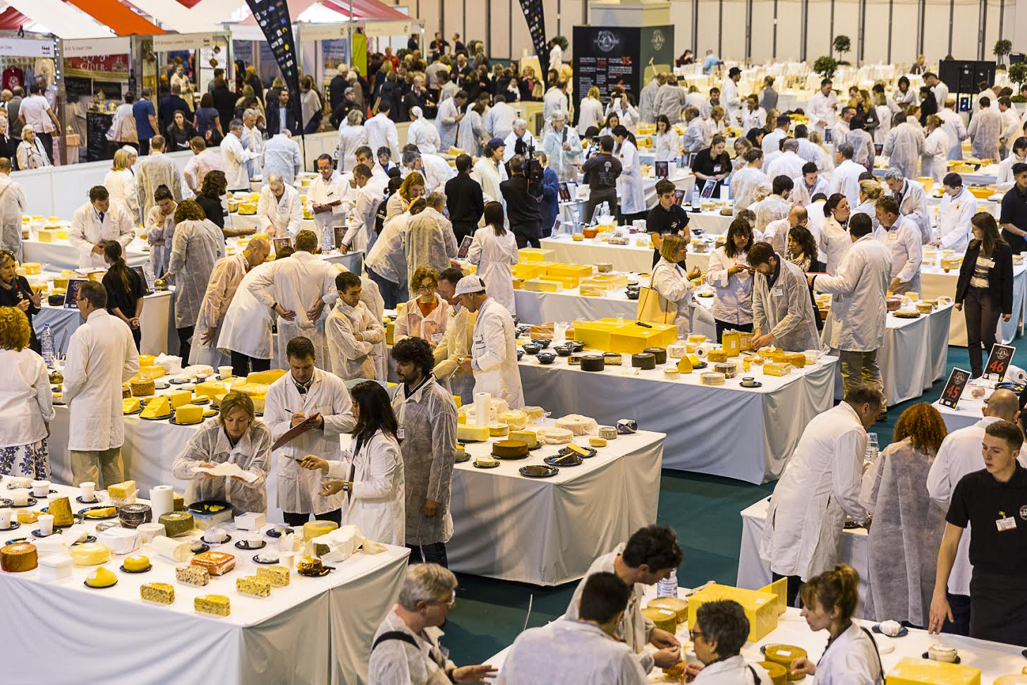 29th annual World Cheese Awards open for entry tomorrow