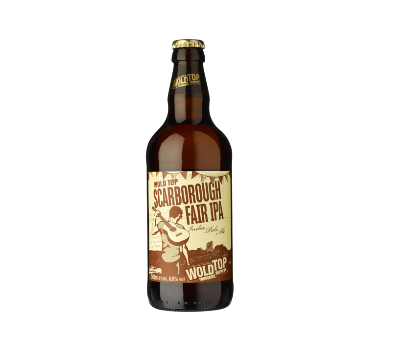 IPA from Yorkshire Wolds recognised as one of best in the world