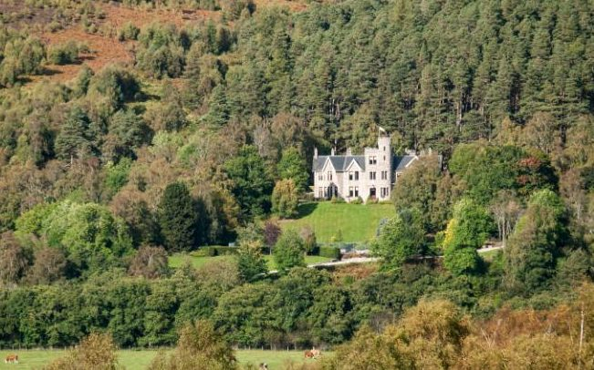 21,000 acre estate in Scottish Highlands up for sale with a £25m price tag