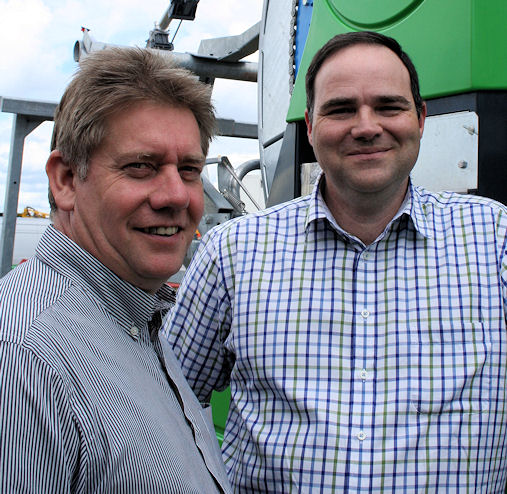 Slurry and digestate separation expert joins Bauer