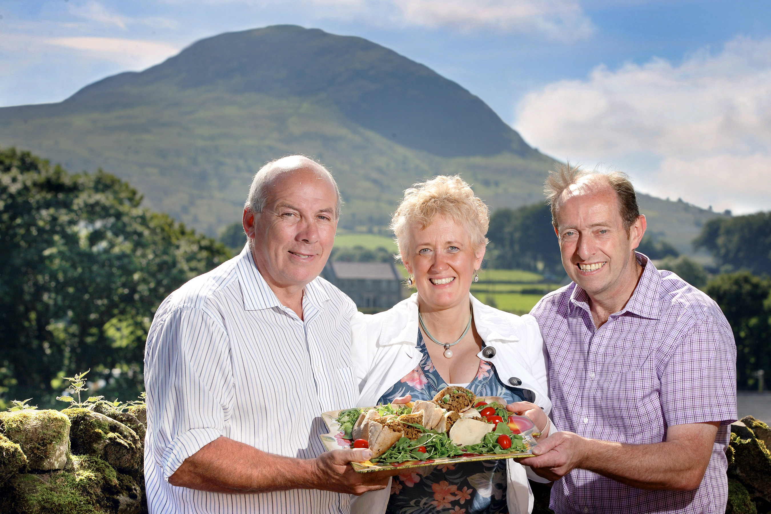 Northern Ireland's farmers encourage consumers to celebrate all things lamb