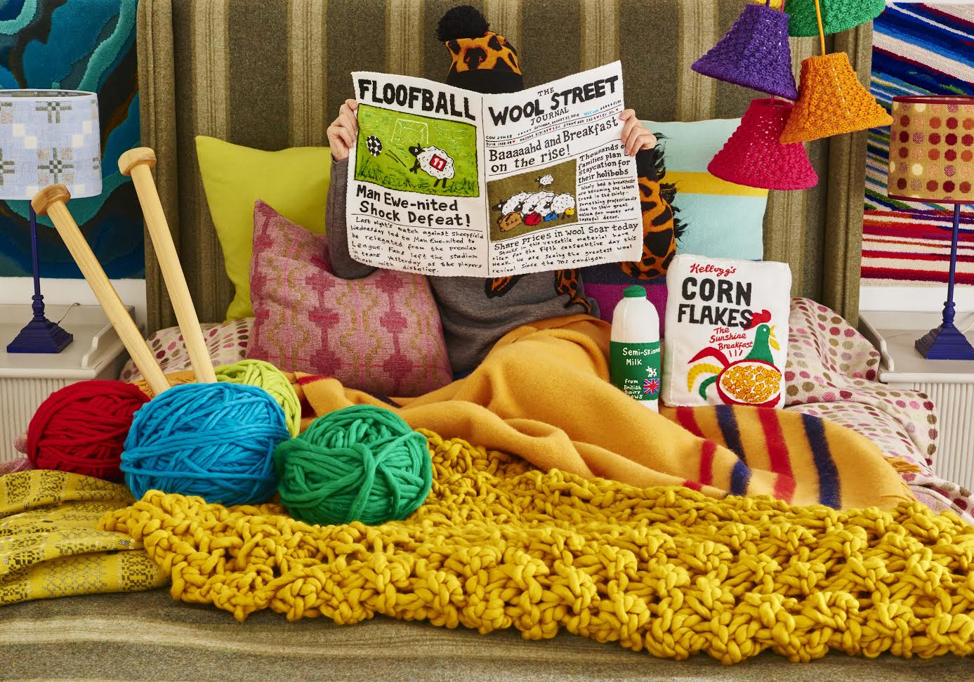 UK Wool Week 2016 to be held during October to present all things woolly